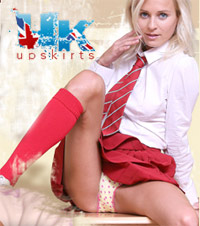 Uk Upskirts
