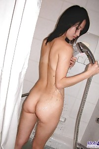Filthy Mai Loves To Jerk Off Before She Gets In The Bath To Soap Her Pussy